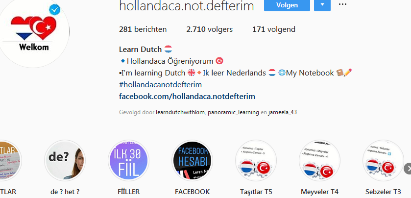 The Best (free) Dutch Learning Groups and Pages - the LDO Blog - LearnDutchOnline.nl